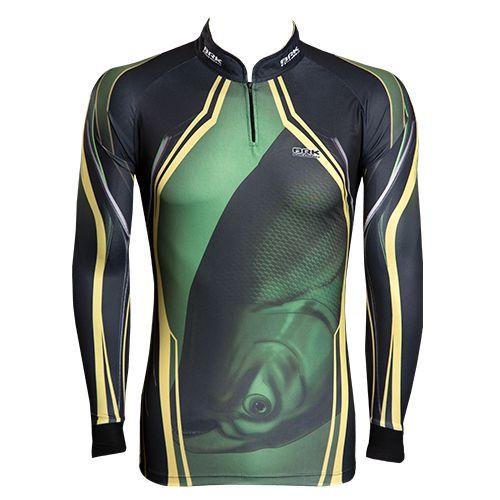 Camisa de Pesca Brk Tambaqui com fpu 50+