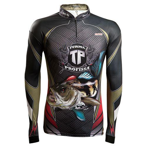 Camisa de Pesca Brk Turma Profissa 2.0 com fpu 50+