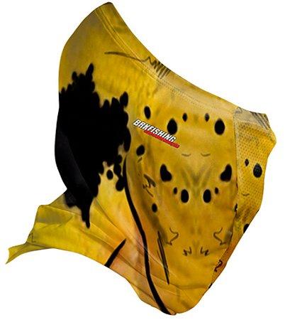 Bandana Black Mask Brk FPU 50+ REF 013