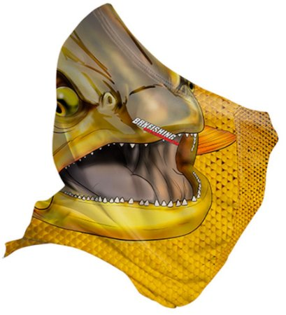 Bandana Black Mask Brk FPU 50+ REF 016
