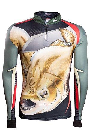 Camisa de Pesca Brk Tamba com fps 50+