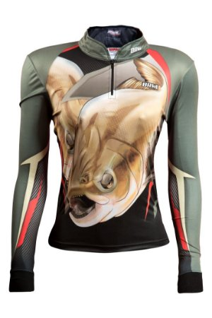 Camisa de Pesca Feminina Brk Tamba com fps 50+
