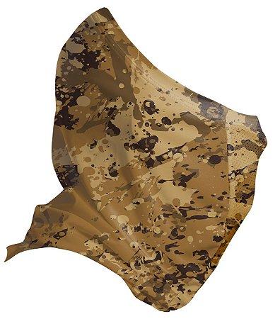 Bandana Black Mask Brk FPU 50+ REF 038 DESERT