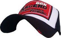 Boné de Pescaria Brk Legend Red Black