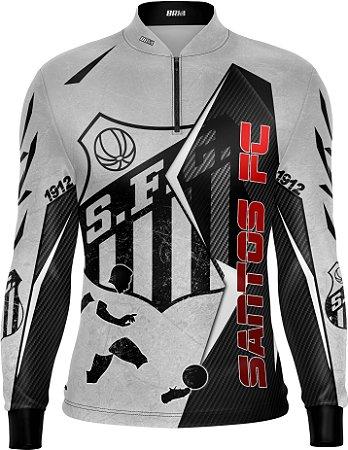 Camisa de Pesca Robalo Futebol 17 Com Fps 50+