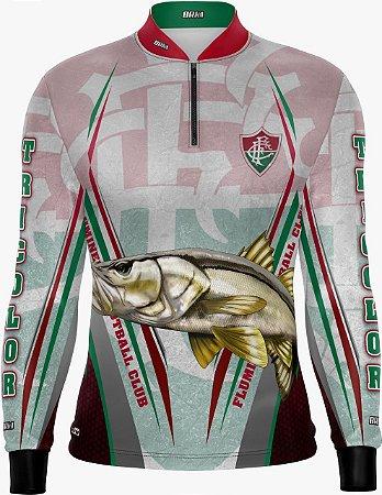 Camisa de Pesca Robalo Futebol 20 Com FPU 50+