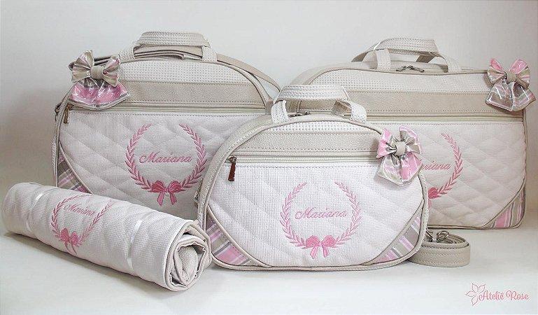 Kit Bolsa Maternidade BRL-01014 - Personalizado