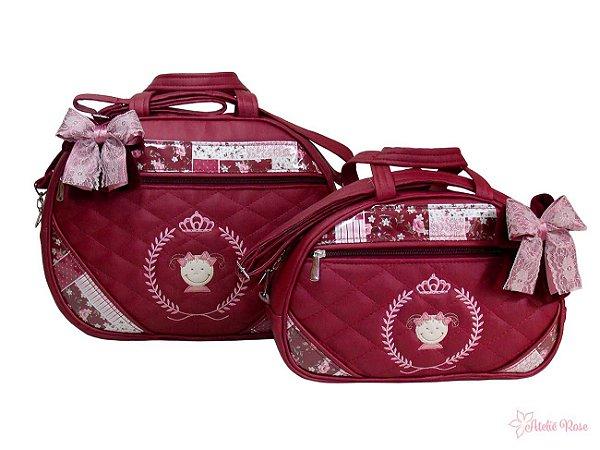 Kit Bolsa Maternidade BRSM-01 - Personalizado
