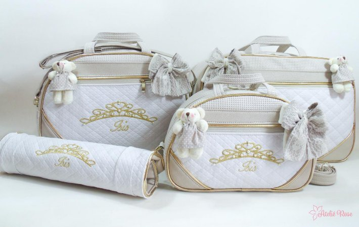 Kit Bolsa Maternidade CP-02144 - Personalizado