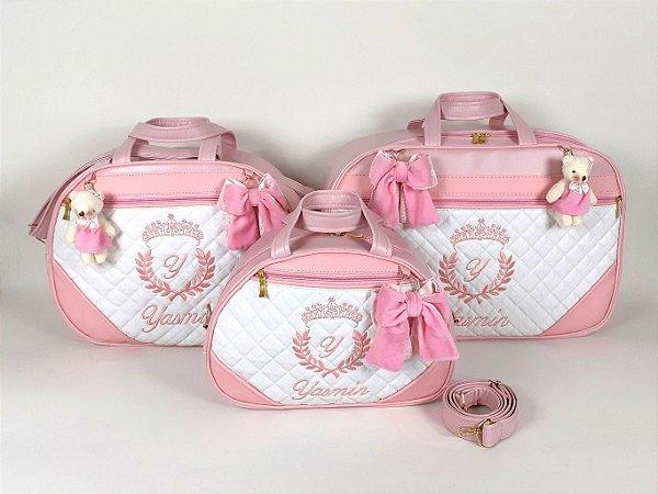 Kit Bolsa Maternidade BRSP-03014 - Personalizado