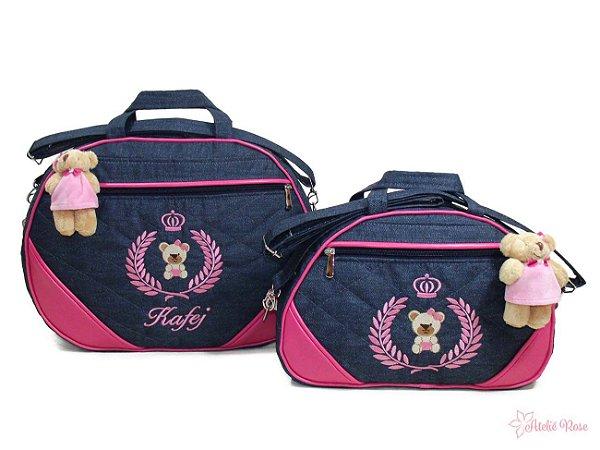 Kit Bolsa Maternidade BRSU-10 - Personalizado