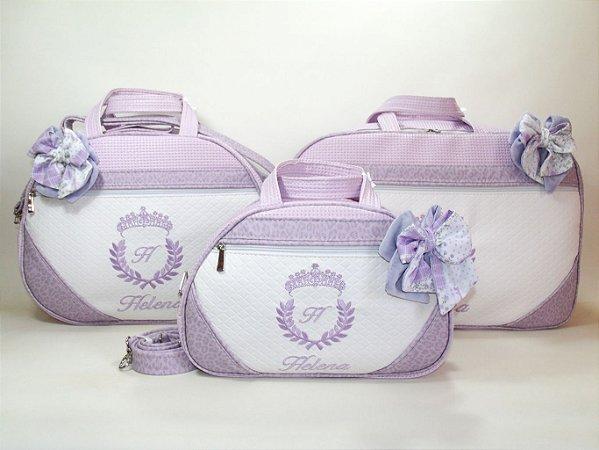 Kit Bolsa Maternidade BRSP-020 - Personalizado