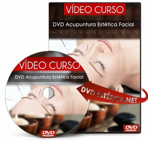 Vídeo aula de Acupuntura Estética Facial