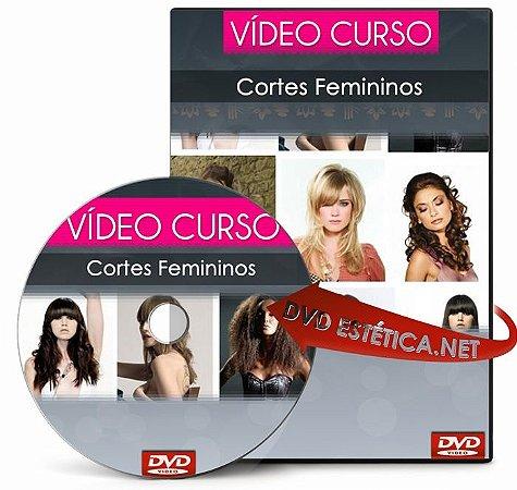 Vídeo aula de Cortes Femininos