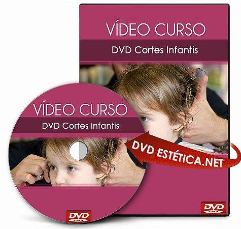 Vídeo aula de Cortes Infantis