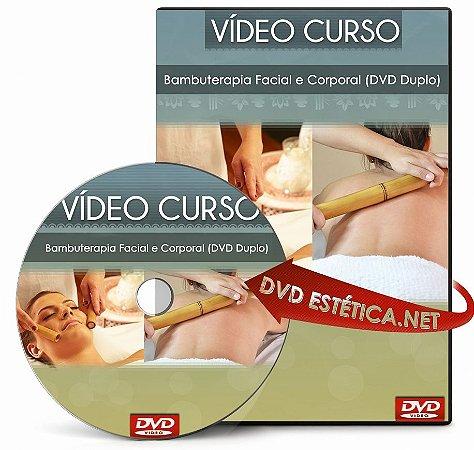 Vídeo aula de Bambuterapia Facial e Corporal (Duplo)