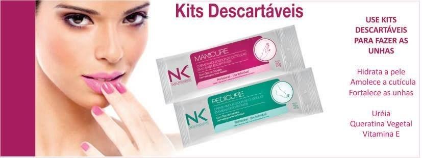Kit Manicure e Pedicure - ESSENCIAL