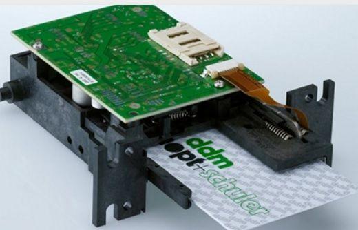 Leitor / gravador de cartão SmartCard, Magnético, Contactless