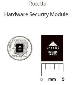 Chip para criptografia