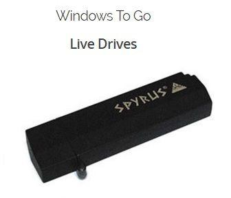 Windows To Go (Windows portátil)