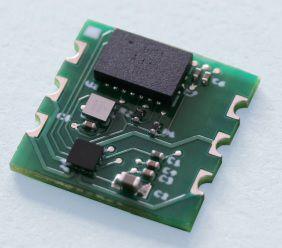 Plataforma de sensores 9-DOF giroscópio, acelerômetro, magnetômetro  EM7180SFP