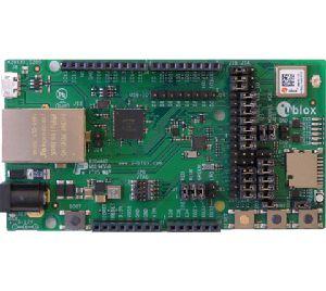 Kit de desenvolvimento WiFi, Bluetooth e BLE para NINA-W102 - EVK-NINA-W102