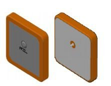 Antena GNSS  (GPS, Glonass, ...) patch ceramica passiva, 25x25mm - GNSS-PI-25X25-JS