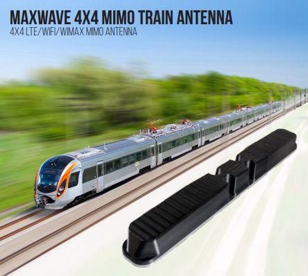 Antena combo 4x4 MIMO LTE/WIFI/WIMAX/Sigfox/LoRa MIMO + GNSS - MAXWAVE_4x4
