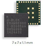 Receptor GNSS GPS Glonass EVA-M8Q