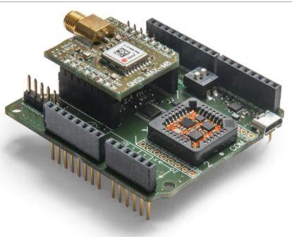 Kit de desenvolvimento inercial Xsens MTi-7-DK IMU VRU AHRS GNSS