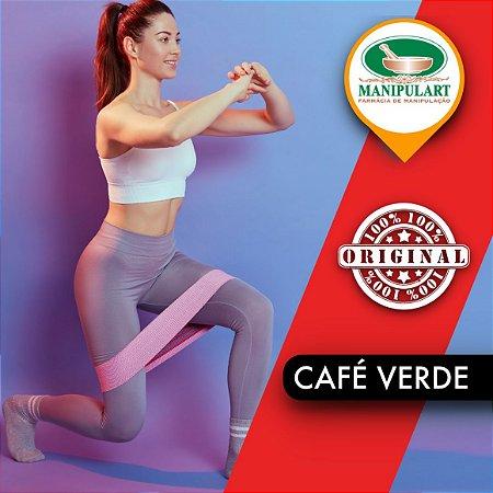 CAFÉ VERDE | TERMOGÊNICO