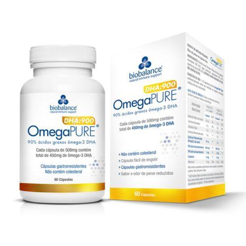 OmegaPURE   | A maior concentração de ômega-3 na menor cápsula
