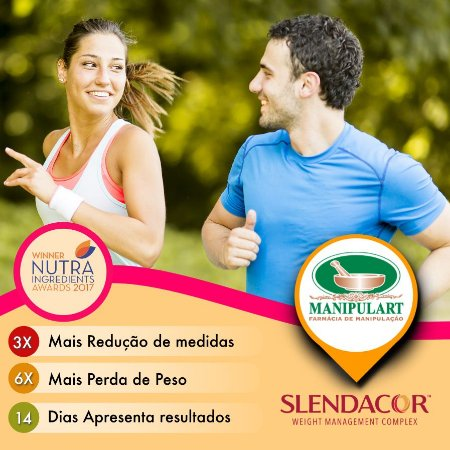 SLENDACOR |  Nutracêutico Antigordura