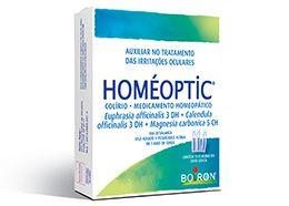HOMEOPTIC  | Solução oftálmica