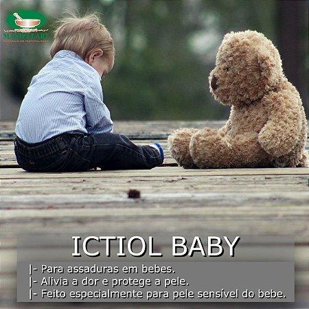 ICTIOL BABY | Pomada para assaduras