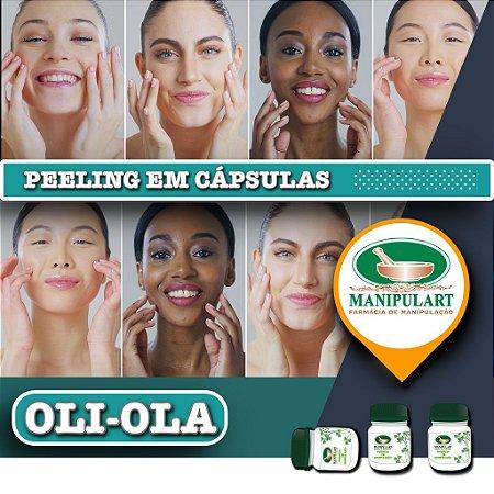 OLI-OLA | Combate acne e manchas da pele