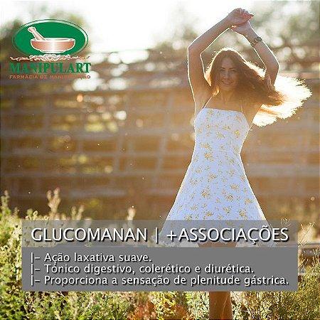 GLUCOMANAN | +ASSOCIAÇÕES