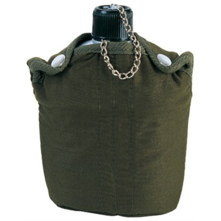 Cantil Alumínio 900ml com Capa Protetora- NTK Nautika