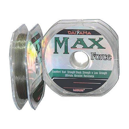 Linha De Pesca Max Force - 0,31mm Mono - 100m