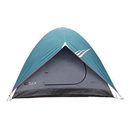 Barraca de camping 5 a 6 pessoas - CHEROKEE GT 5/6