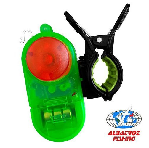 Alarme Sonoro Albatroz Alarm Fishing Hbl04x