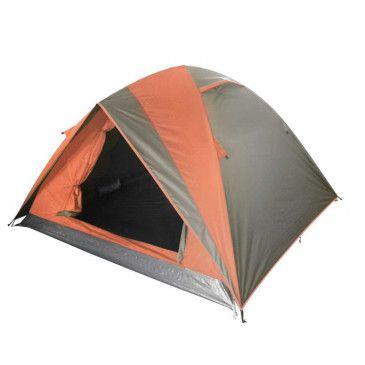 Barraca de Camping Vênus Ultra 3 Guepardo com duas entradas e coluna d água de 2500 mm