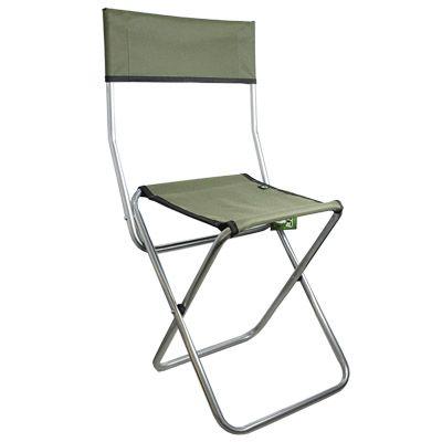 Cadeira Jogá C/ Encosto Verde