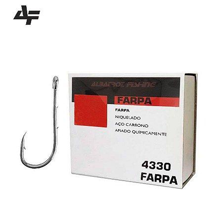 Anzol Albatroz 4330 N. 02 cx. c/ 100