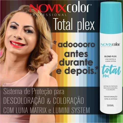 NOVIX COLOR TOTAL PLEX 300ML