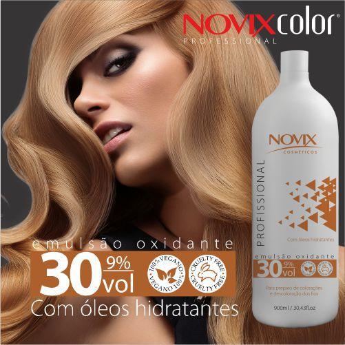 Emulsão Oxidante Vegana Profissional 30vol /9% - 900ml