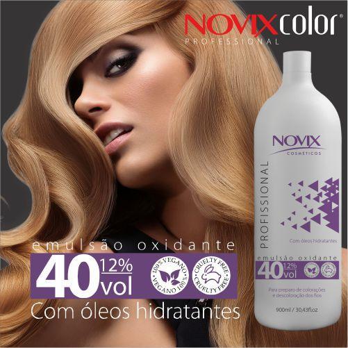 Emulsão Oxidante Vegana Profissional 40vol /12% - 900ml