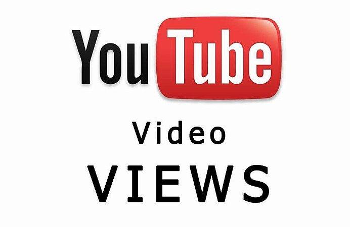 5000 views reais em seu vídeo no youtube