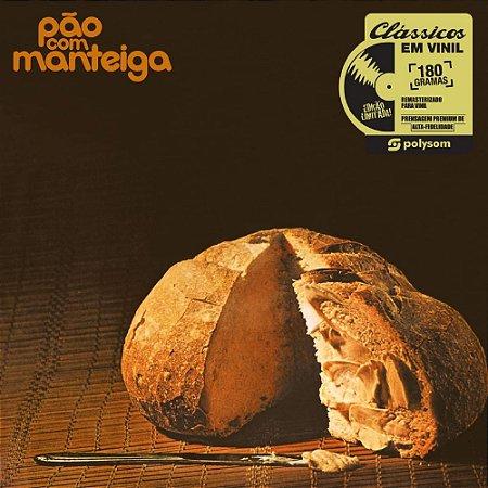 LP Pão Com Manteiga – Pão Com Manteiga