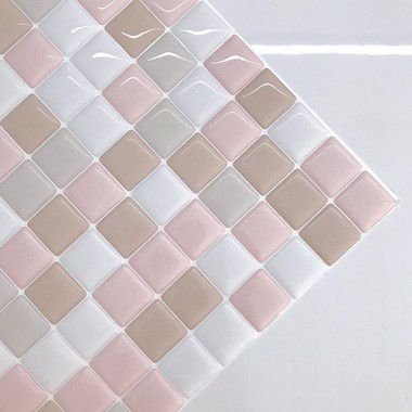 Pastilha Adesiva Resinada BLOSSOM 28x28 cm